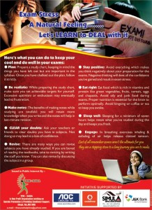 1.Campaign-How to Deal with Exam Stress